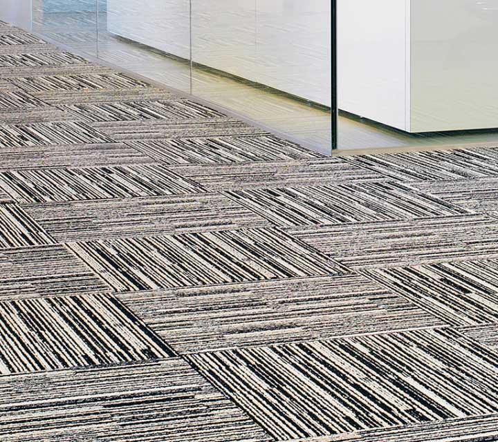 Tapijt voor kantoor, de nr 1. in advies, tapijt en